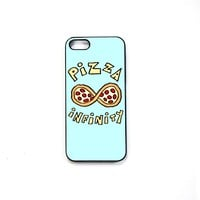 Pizza Infinity iPhone Case 5/5S 5C 4S/4