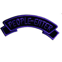 Kreepsville 666 arch patch people eater