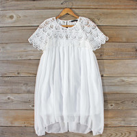 Starshower Lace Dress