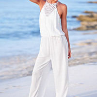 Crochet-trim Jumpsuit - Very Sexy - Victoria's Secret
