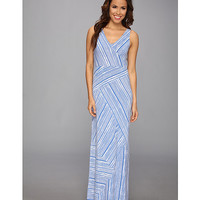 Tommy Bahama Terrace Stripe Pieced Dress