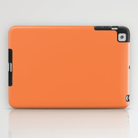 Celosia Orange iPad Case by BeautifulHomes | Society6