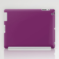 Magenta Purple iPad Case by BeautifulHomes | Society6