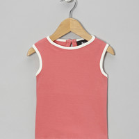 Coral Sabrina Top - Infant, Toddler & Girls | something special every day