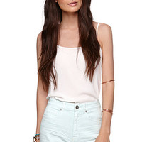 Bullhead Denim Co Moonlight Jade Mom Shorts at PacSun.com