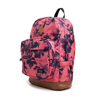 HUF - FLORAL BACKPACK // SALMON FLORAL