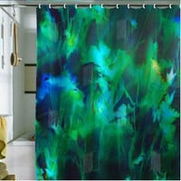 Shower Curtain Flowers at Night (by DENY Designs)