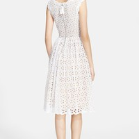 Tracy Reese 'Dolce Vida' Eyelet Lace Dress | Nordstrom