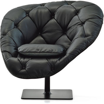 bohemian low armchair