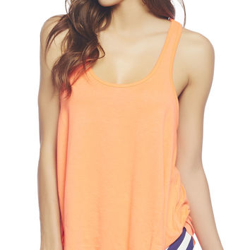 Twisted Back Tank | Wet Seal