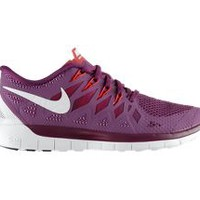 Nike Free 5.0 Women's Running Shoes - Bright Grape