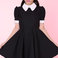 Glitters For Dinner — MADE TO ORDER - Gothic Alice Dress