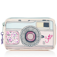 Smile You're On Camera Coin Purse | Multi | Accessorize