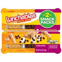 Walmart: Lunchables Snack Duos S'mores Dippers Snack Packs, 2 count, 4.6 oz