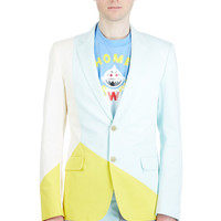 WALTER VAN BEIRENDONCK EMPTY DINNER ROOM JACKET - MEN - JUST IN - WALTER VAN BEIRENDONCK