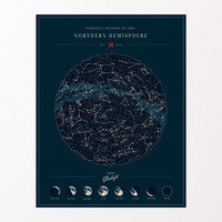 Best Made Company — Map of the Constellations