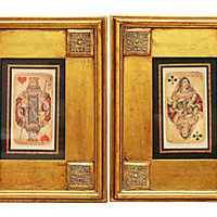 Playing Cards Prints, Pair