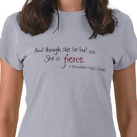 fierce t shirts from Zazzle.com