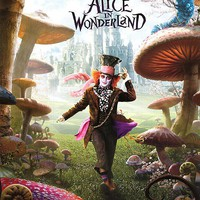 Alice In Wonderland movie posters at movie poster warehouse movieposter.com