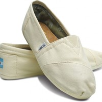 Natural Canvas Women's Classics