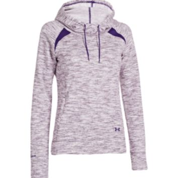 Under Armour Women's Charged Cotton Storm Marble Hoodie