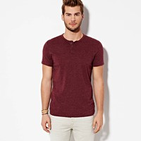 AE LEGEND HENLEY T-SHIRT