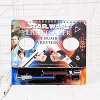 Star Wars Lightsaber Thumb Wars Book - Urban Outfitters