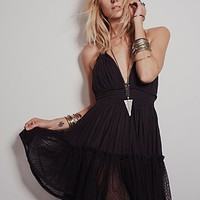 Free People Womens 100 Degree Dress