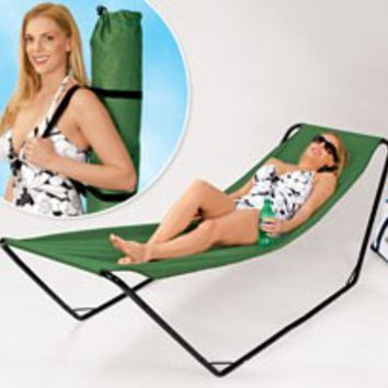 Portable Hammock @ Harriet Carter