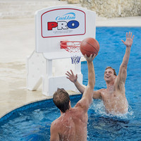 Cool Jam Pro Pool Basketball Game