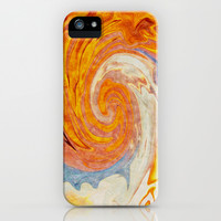 SKY FIRE iPhone & iPod Case by Catspaws | Society6