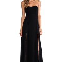 Nookie Encore Maxi Dress in Black