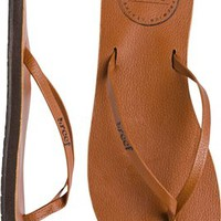 REEF LEATHER UPTOWN SANDAL