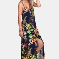 Island Hopping Maxi Dress