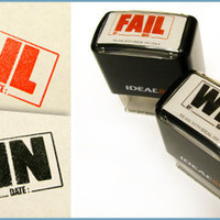 FAIL/WIN Stamps ? LOLmart.com - Shirt of the Day, LOL products, and more!