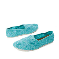 Papaya Clothing Online :: SHINE FLOWER FLAT SHOES