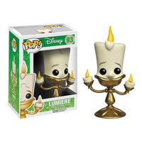 Funko POP! Disney - Vinyl Figure - LUMIERE (Beauty & The Beast) (Pre-Order ships TBD): BBToyStore.com - Toys, Plush, Trading Cards, Action Figures & Games online retail store shop sale