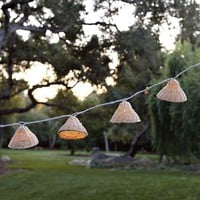 David Stark Outdoor String Lights | west elm