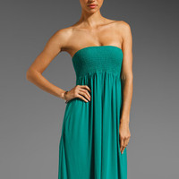 SUSANA MONACO Matte Jersey Tube Maxi in Amazon at Revolve Clothing - Free Shipping!