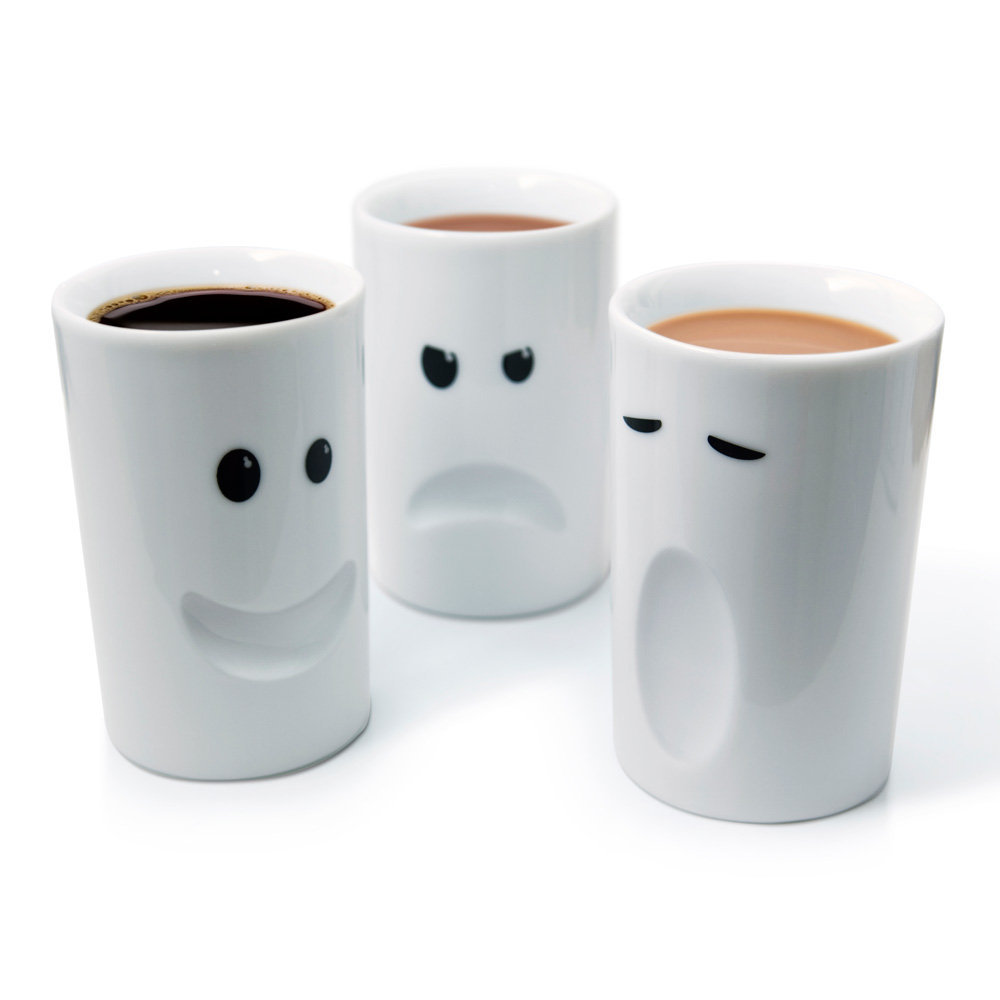 The Green Head - Mood Mugs