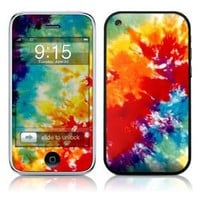 Tie Dyed Design Protector Skin Decal Sticker for Apple 3G iPhone / iPhone 3GS 3G S