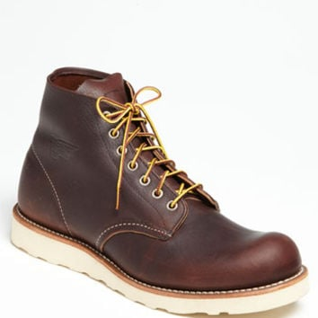 Men's Red Wing '8196' Round Toe Boot