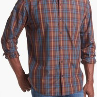 Cutter & Buck 'Naylor' Regular Fit Sport Shirt (Big & Tall)