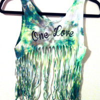 One Love by OfIvy on Etsy