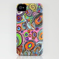Abstracto Rocoso iPhone Case by gretzky | Society6