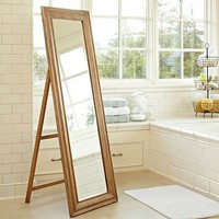 Antique Floor Mirror | Pottery Barn