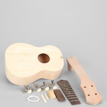 DIY Build Your Own Ukulele Kit