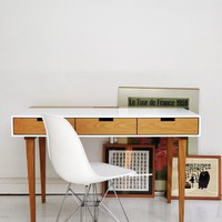 Corian Writing Desk