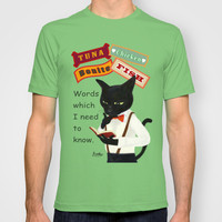 Study T-shirt by BATKEI