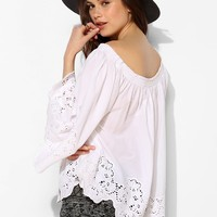 Love Sam Lace Doily Tunic - Urban Outfitters